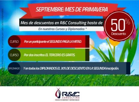Visítanos en: Av. Arequipa 1900. 2 Piso Blog: http://rc-consulting.org/blog/ Youtube: Youtube.com/rycconsulting Twitter: https://twitter.com/rycconsulting Facebook: https://www.facebook.com/rcconsultingperu Web Cursos: http://rc-consulting.org/  Contáctanos al  RPM #125533  #950 883 155 / RPC 987972131/  951 388 915, fijo 01-266 1067 anexo 101 o escribanos a capacitacion@rc-consulting.org
