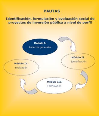 Pautas para la Identificación, Formulación y evaluación social de Proyectos de Inversión Pública a nivel de perfil- MEF