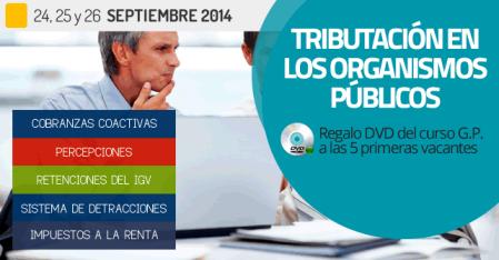 nicio: 24 de Septiembre 2014 de 6:15 a 9:45pm(3 sesiones)Certificación por R&C CONSULTING(24h lectivas)