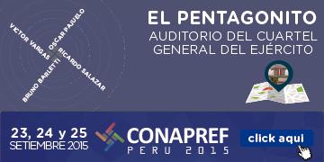 CONAPREF 2015 l Congreso Nacional de Presupuesto y Finanzas
